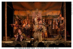 <i><b>Grupo Galpão</i></b> apresenta <i><b>Till, A Saga de Um Herói Torto</i></b>