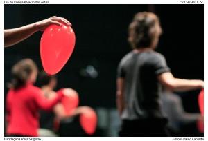 Coreografia de Sônia Mota, nascida em BH, há mais de 20 anos na Alemanha