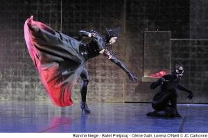 <i>Ballet Preljocaj</i> dança <i>Blanche Neige</i>