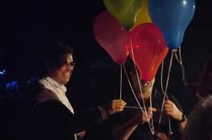 5 autores reunidos em <i>Da Possibilidade da Alegria no Mundo</i>