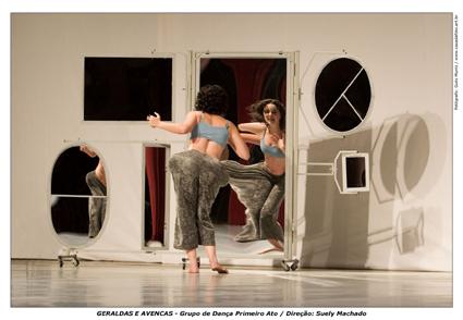 GERALDAS E AVENCAS - Grupo de Dança Primeiro Ato / Direção: Suely Machado
