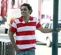 O autor João Fábio Cabral