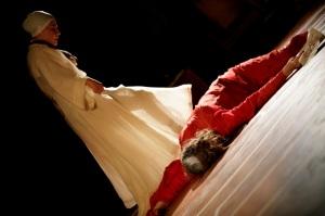 <i>Rainha [(s)] - Duas atrizes em busca de um coraç㍋o</i> Foto: Roberto Setton | Divulgação