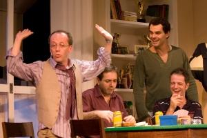 Com texto de Neil Simon, comédia está em cartaz no Teatro Folha